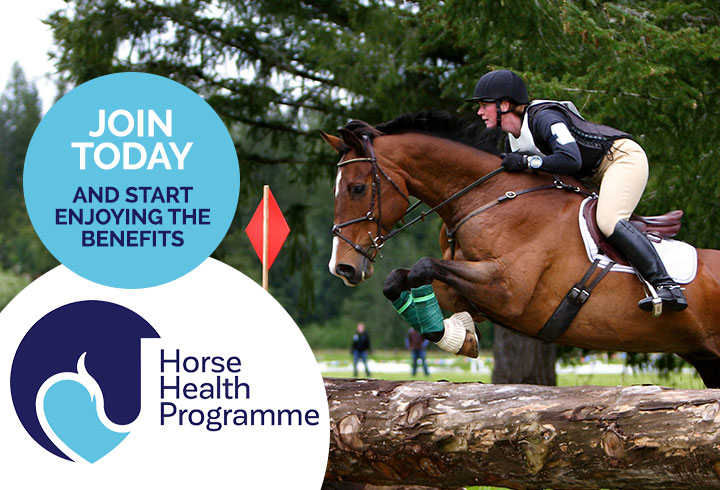 Horse Health Programme advert